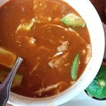 loved the chicken Tortilla soup