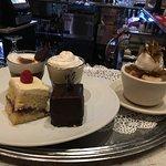 Dessert Tray - 2016 Winter Menu
