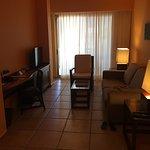 Privilege Suite Living Room