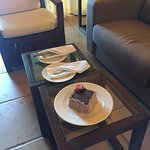 Privilege Suite Living Room...Free Surprise Bday Cake Delivered