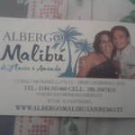 Photo of Albergo Malibu