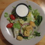 Whiskey Creek salad