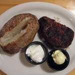 Whiskey Creek steak