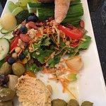 Veggie lasting platter