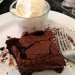 A chocolate brownie worth travelling for