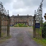 Entrance to Bantry House