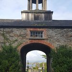 Stable entrance looking out to Bantry Bay