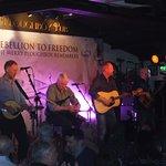 the Irish quartet was very good.