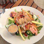 Mango Shrimp Salad from Hemmingways