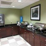 Foto de Hampton Inn & Suites Providence-Warwick-Airport