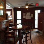 Comfortable bar space at Choices