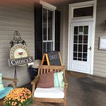 Porch entry to Choices