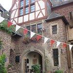 Hotel Burg Arras Foto
