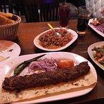 Delicious Turkish cuisine!
