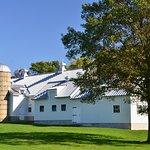 Part of the farm - I LOVE silos.
