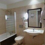 salle de bain trés propre