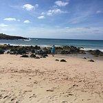 Anakena Beach Foto