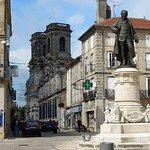 statue de diderot