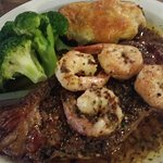 Steak and Scampi