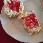 AMAZING scones!!