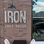 Iron Chef House Mosaic