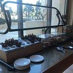 Breakfast Buffet_Muffins, Bagels, Bread, Toaster