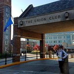 Union Club Hotel Entrance