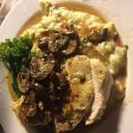CHICKEN MARSALA...PERFECT