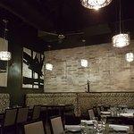 Wonderful food and decor!