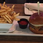 CAB Burger And Fries
