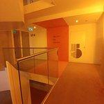 Level 5 lift lobby