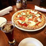Beer and pizza at Brewer's Alley