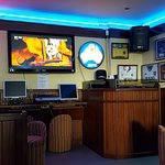 Augusto's Sports Bar.