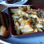 Baked Chipotle Bacon Penne