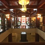 The Hotel main lobby area