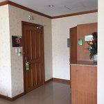 Suite door