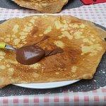 Crêpe au Nutella