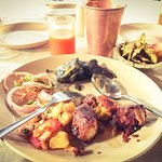 At Angeethi, Museum Inn (Lunch Buffet)