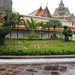 Wat Pho (Tempel des liegenden Buddha) Foto
