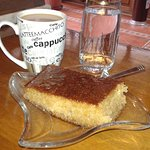 Ρεβανι Χοχλιουρου με καφε, τελειος συνδιασμος...