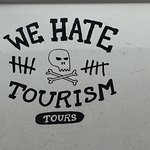 We Hate Tourism Tours