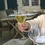 Belle coupe de champagne !