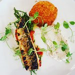 Pan-fried Mackerel Dill Potato Cake Samphire Aioli