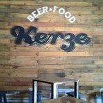 Kerze Beer & Food San Luis