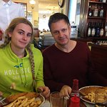 Holiday Inn Fish Restaurant Photo