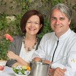 Sybille und Richard Brunnauer