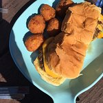 Cheeseburger Sliders Kids Meal