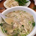 Chicken Pho with Chicken Broth