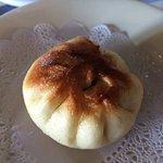 Baked Honey Roast Pork Bun