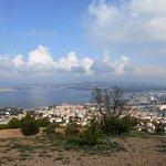 Vue de Sète depuis St-Clair